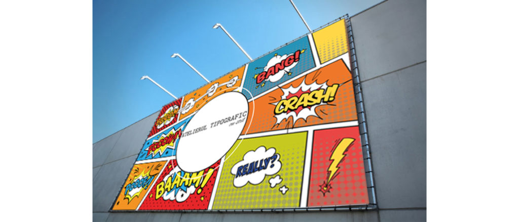 banner outdoor
